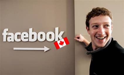zuckerberg probably could get Canadian citizenship if he wanted