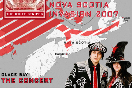 the final leg of the Nova Scotia invasion