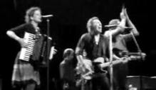 Arcade Fire and Bruce Springsteen - together at last