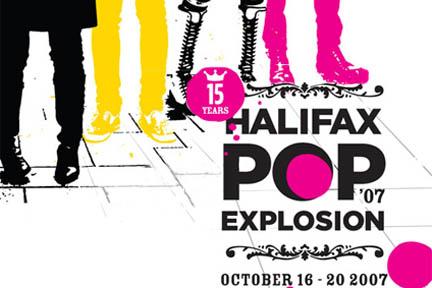 Halifax Pop Explosion 2007