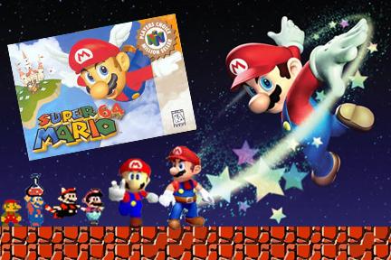 Super Mario SixtyFOOOOOOOOOOOOOOUR!