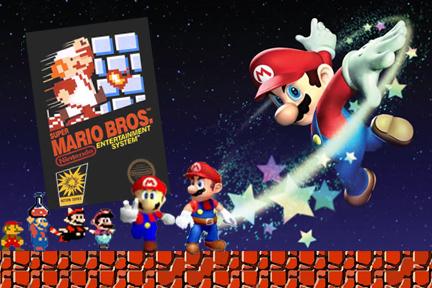 Especial: 25 años de Mario Bros Super-mario-bros