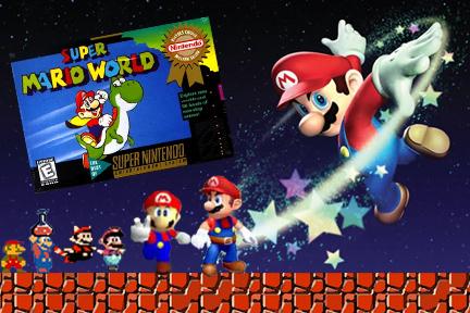 Super Mario World Christmas.Remembering Super Mario World Mcnutt Against The Music