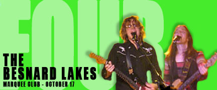 Besnard Lakes / Marquee Club