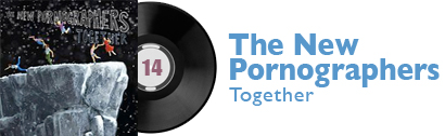 Album 14 - The New Pornographers - Together
