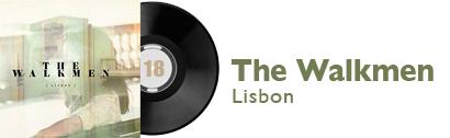 Album 18 - The Walkmen - Lisbon