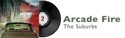 Album 2 - Arcade Fire - The Suburbs