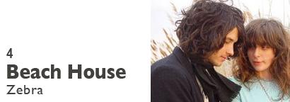 Single 4 - Beach House - Zebra