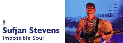 Single 9 - Sufjan Stevens - Impossible Soul